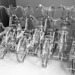 共用レンタサイクルで利便性向上!宅配ロッカーを利用した運用システ厶