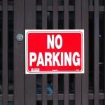 迷惑駐車を撲滅!来客用駐車場の運用ルール