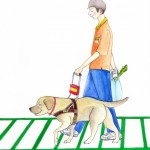 小型犬OKのマンション、大型の盲導犬もペット扱い?