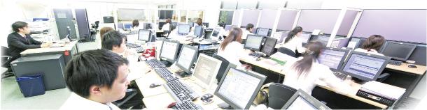 24時間体制のコントロールセンター
